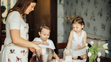 Photo of 6 Important Things to Teach Little Kids About Baking