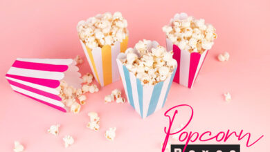 Photo of Ways To Increase Sales With Popcorn Boxes. Learn How?