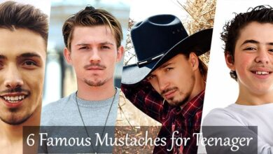 Photo of 6 Famous Stylist Mustaches For Teenager 2021