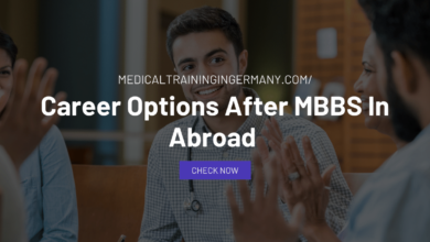 Photo of After MBBS Best Career Option In 2021