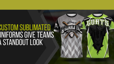 Photo of Custom Sublimated Uniforms Give Teams a Standout Look
