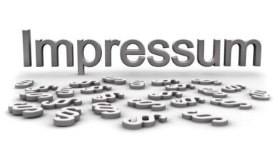 Photo of Using An Impressum For Business