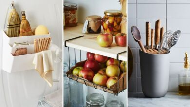 Photo of Storage Space Idea that Will Declutter Your Kitchen