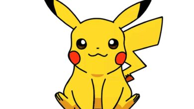 Photo of How to Draw Pikachu Easy Drawing Tutorials With Step by Step