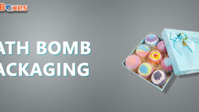 Photo of Get Eco-Friendly Bath Bomb Boxes With Free Shipping