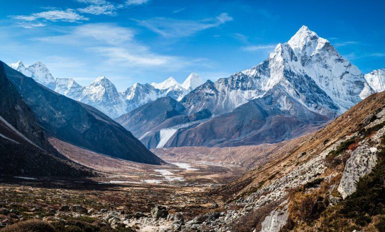 Travel, Trek, Mountains