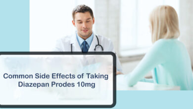 Photo of Common Side Effects of Taking Diazepam Prodes 10mg