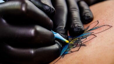 Photo of Lotus Tattoo Doesn't Have To Be Hard. Read These 5 Tips