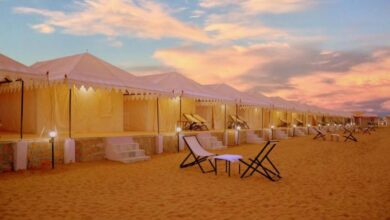 Photo of Top 6 Camping sites in Rajasthan