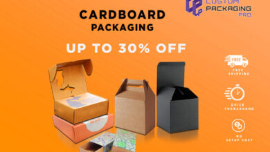 Photo of Why Use Printed Cardboard Packaging Wholesale for Branding?