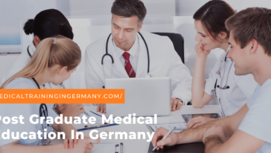 Photo of Post Graduate Medical Education In Germany