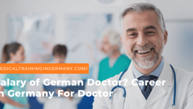 Photo of Salary of Germany doctor? Career In Germany For Doctor