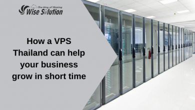 Photo of How a VPS Thailand can help your  business grow in short time