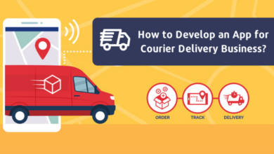 Photo of How To Develop An Ideal App For Your Courier Delivery Business?