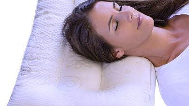Photo of Three other materials used for neck pain pillows