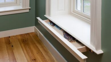 Photo of Window Sills: The Best Type and Incredible Purpose