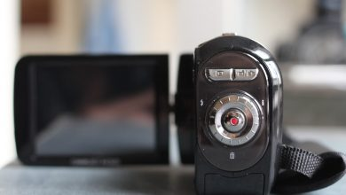 Photo of The H30 Hd Compact Camcorder