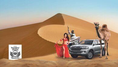 Photo of Take a Desert Safari to Dubai With Friends