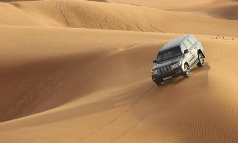 desert safari dubai cost uae