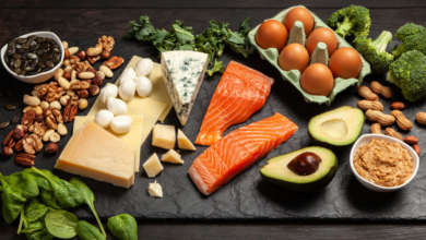 Photo of Top 6 Protein Rich Foods to Improve Your Health