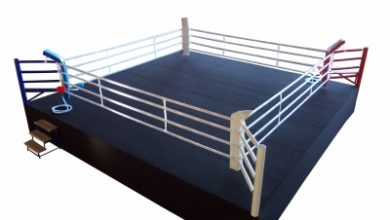 Photo of Boxing Rings & Equipments