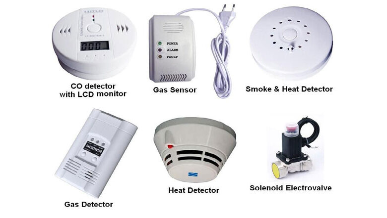 home safety with a gas detection system