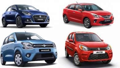 Photo of Top 5 Best Selling Cars in India