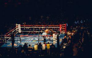 boxing ropes