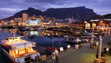 Photo of Top 10 South African visitors