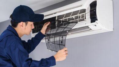 Photo of Portable Air Conditioner Repair