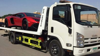 Photo of Car Towing Services
