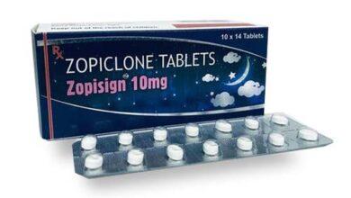 Photo of ZOPICLONE