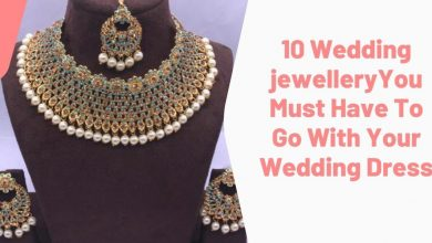 Photo of 10 Wedding Jewelry You Must Have To Go With Your Wedding Dress