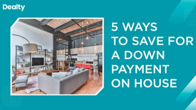 Photo of 5 Ways To Save For A Down Payment On House