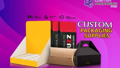 Photo of Eye-Catching Custom Product Packaging