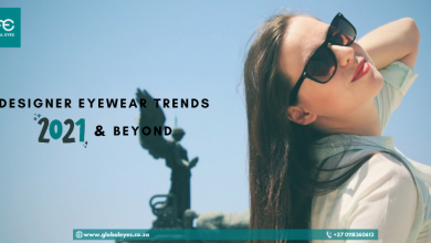 Photo of Designer Eyewear Trends for 2021 and Beyond