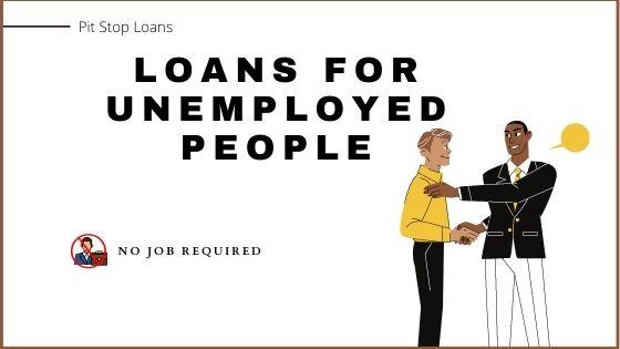 no employment loans