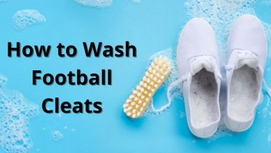 Photo of How to Wash Football Cleats – The Right Way
