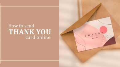 Photo of How To Send Thank You Card Online