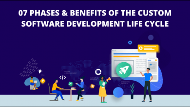 Photo of 07 Phases and Benefits of The Custom Software Development Life Cycle | Devstringx