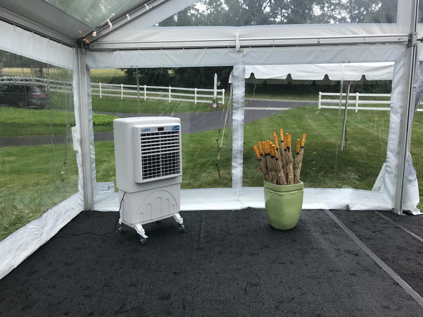 Portable AC Rentals