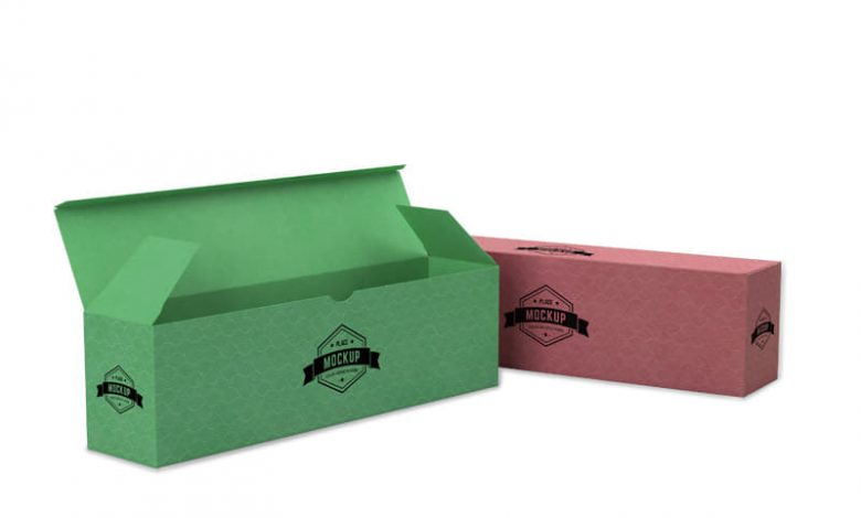 Printed Kraft Packaging Boxes