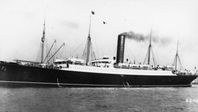 Photo of The Royal Mail Ship (RMS) Carpathia