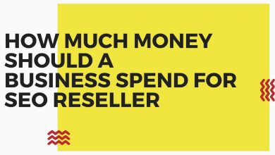 Photo of HOW MUCH MONEY SHOULD A BUSINESS SPEND FOR SEO RESELLER?