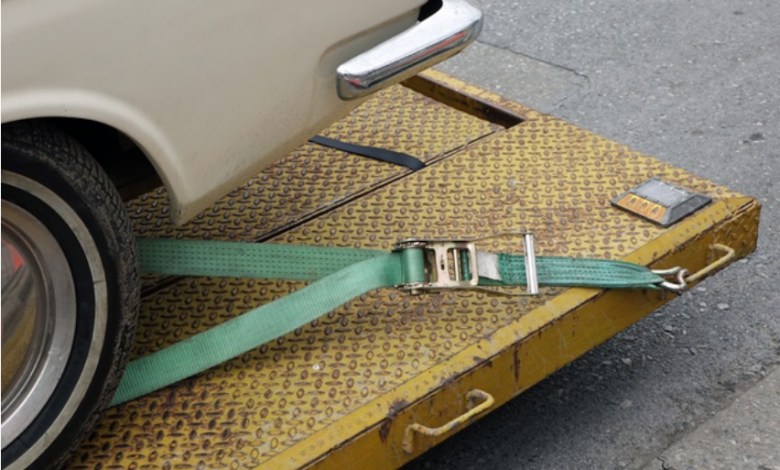 towing service in Joppa Maryland