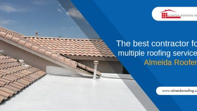 Photo of The best contractor for multiple roofing services Almeida Roofers