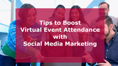Photo of Tips to Boost Virtual Event Attendance with Social Media Marketing