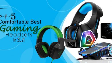 Photo of Top 5 Comfortable Best Gaming Headsets In 2021