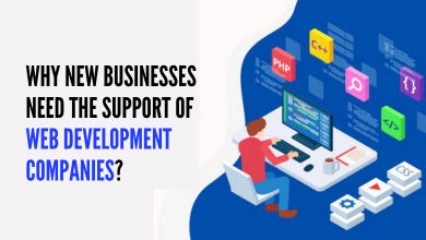 Photo of Why New Businesses Need the Support of Web Development Companies?