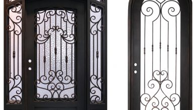 Photo of What Is The Best Material For An Elegant Front Door?